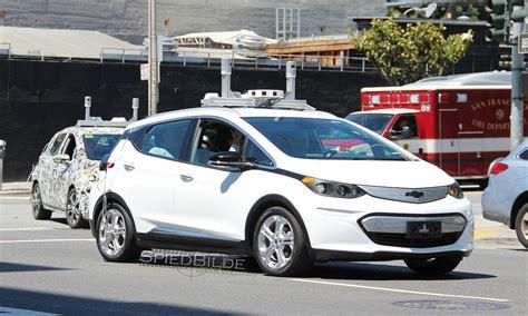 gms cruise automation tests autonomous bolt evs