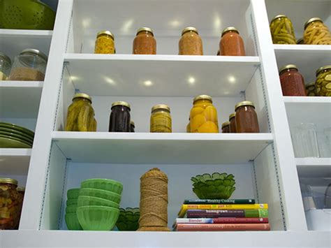 diy storage kitchen pantry shelving pictures options tips ideas hgtv 3414