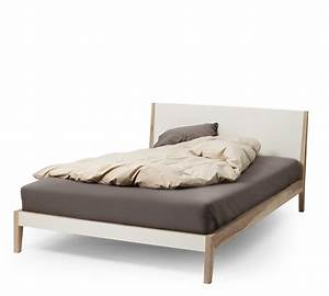 Bett Design Holz : mintdesign bettgestell m190x holzbett im modernen design 10008363 ~ Frokenaadalensverden.com Haus und Dekorationen