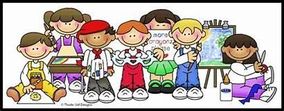 Preschool Creation Station Learning Classroom Pre Clip