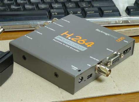 xbox h264 ps3 xbox360をhdmiでキャプチャー blackmagic design h 264 pro recorder ついに入手した mac widows pc用usb2 0接続のh