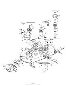 mtd 13ax795s004 2015 parts diagram for mower deck 42 inch