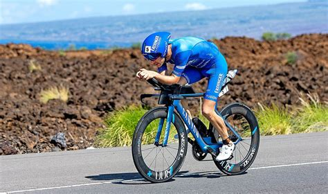 Sella Holding Selle Italia Sponsors The Record Holding Ironman