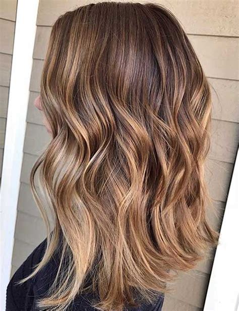 hair color dark to light balayage light brown hair hairstyle haircut today