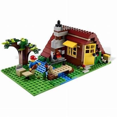 Lego Cabin Log Creator Cool Sets Brickowl