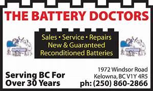 Col  Guide Reconditioned Batteries Victoria Bc