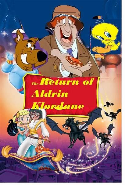 Parody Return Wikia Jafar Wiki Fandom Posters