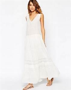 robe longue blanche boheme With robe bohème pas cher