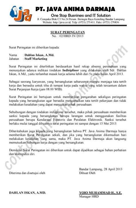 Obat Telat Datang Bulan 3 Hari Surat Pemberitahuan Contoh Surat Indonesia