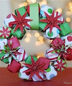 Origami Boule De Noel : tuto origami couronne noel ~ Farleysfitness.com Idées de Décoration