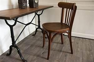 Table Bistrot Ancienne : chaise de bistrot ancienne ~ Melissatoandfro.com Idées de Décoration