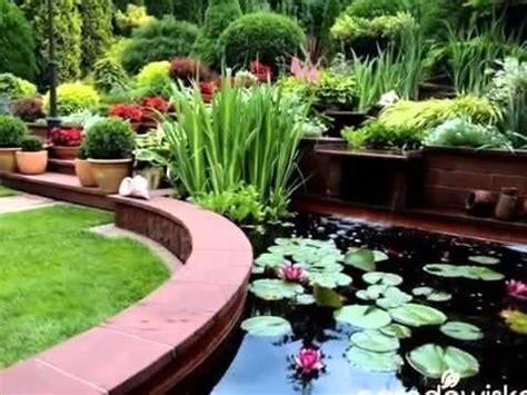Los Jardines Mas Bellos Del Mundo Youtube