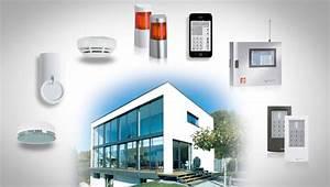 Smart Home Komponenten : smarthome mit alarmanlagen sicherheit mit komfort ~ Frokenaadalensverden.com Haus und Dekorationen