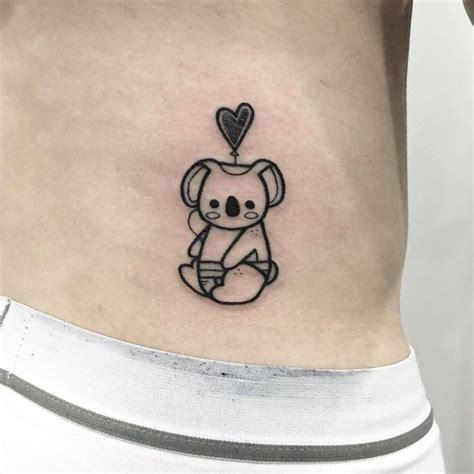 25+ Best Ideas About Koala Tattoo On Pinterest Animal