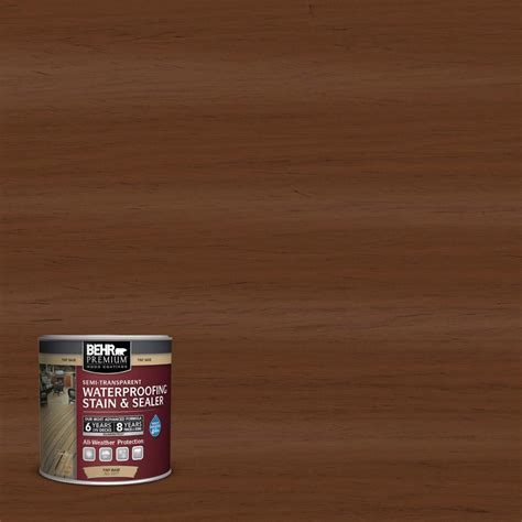 Behr Clear Stain
