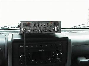 Cb Radio Mounting - Jk-forum Com