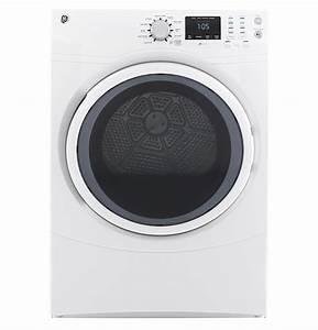 Ge U00ae 7 5 Cu  Ft  Capacity Frontload Dryer