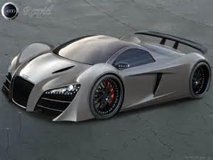 Audi Supercar Concept