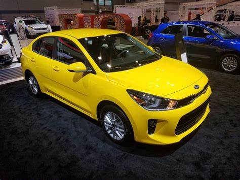 local color unusual paint hues at the 2018 chicago auto show the daily consumer guide
