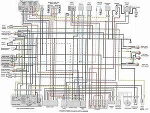 Yamaha Virago 535 Wiring Diagram Website In