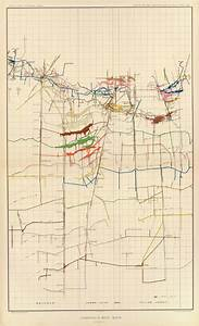 U S  Geological Survey Maps Of The Shafts And Tunnels Of