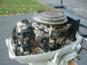 1979 Johnson 35 Hp Long Shaft-runs Fantastic--