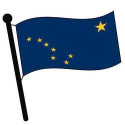 Alaska State Flag Clip Art