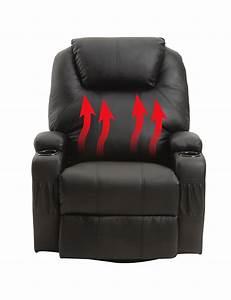 Sessel Mit Massagefunktion : elektrischer sessel mit w rme und massagefunktion ~ Buech-reservation.com Haus und Dekorationen