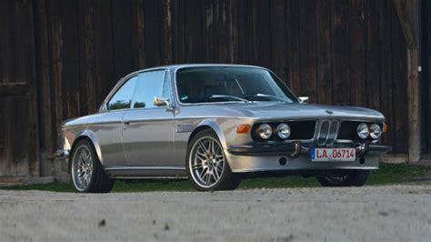Neues Herz für Münchner Klassiker: MKO CS V8 auf Basis BMW E9
