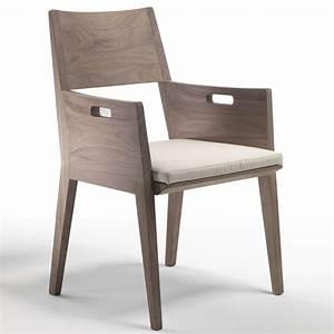 chaise de salle a manger en bois idees de decoration With chaise de salle a manger en bois