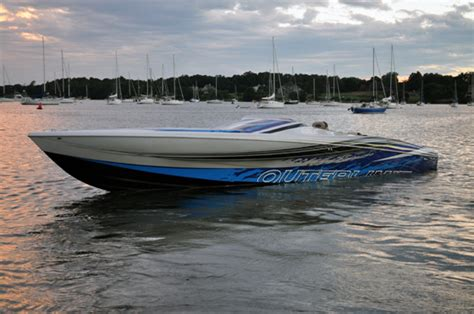 Hpr Rc Boats For Sale by Inside Outerlimits Offshore Powerboats Boats