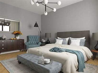 Bedroom Interior Trends Decor Estate Colours Accents