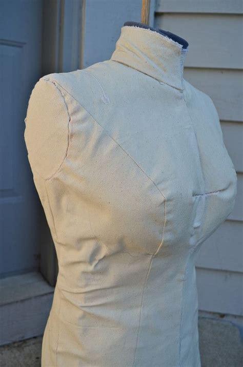 diy sew   dress form   sloper part