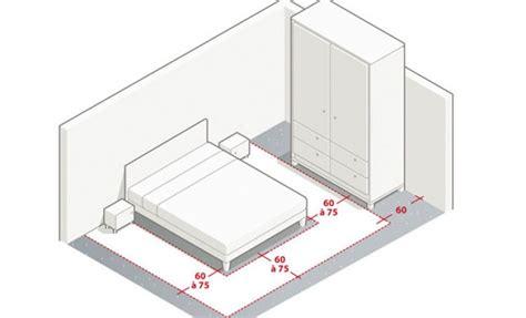 plan electrique chambre aménager l 39 espace d 39 une chambre