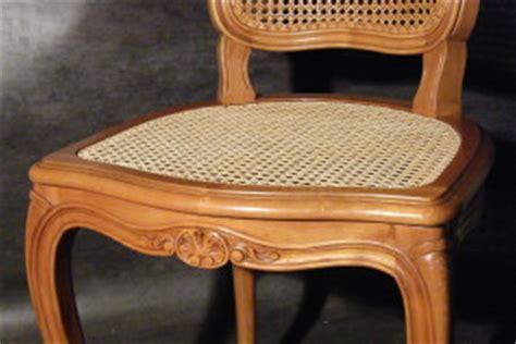 kit de cannage pour chaise prix cannage chaise table de lit
