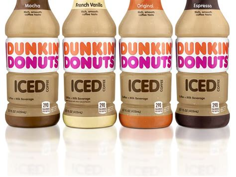 Dunkin' Donuts Bottled Iced Coffee Is Here! Mr Coffee Espresso Maker How To Clean Returns Pour Over Vs Chemex Video Hario Saeco Vienna Plus Machine Wiki Hire