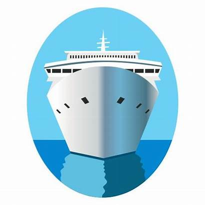 Cruise Ship Clip Clipart Cruises Ships Feri