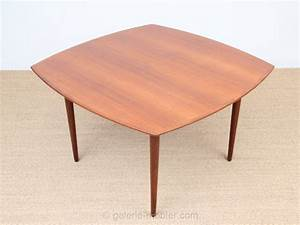 Table 12 Personnes : table scandinave carre e en teck 4 12 pers galerie m bler ~ Teatrodelosmanantiales.com Idées de Décoration