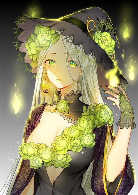 Yellow Anime Girl Pfp