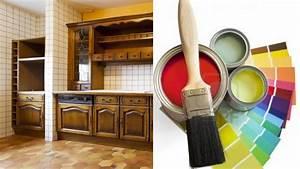 Peinture Spéciale Cuisine : mobilier table peinture sp ciale meuble cuisine ~ Melissatoandfro.com Idées de Décoration