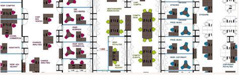 organisation bureau de travail le space planning l organisation de vos espaces en