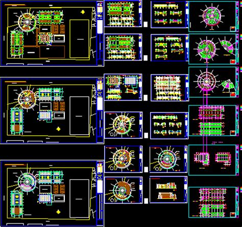 cuisine autocad collection inédites des plans dwg cadxp