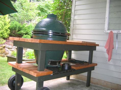 plans for large green egg table diy big green egg large table plans download double car