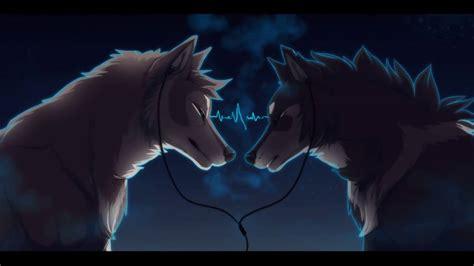 Anime Wolves Stereo Heart
