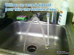 Comment Faire Une Soudure à L étain : l 39 astuce etonnante pour faire une fontaine eau dans son ~ Premium-room.com Idées de Décoration