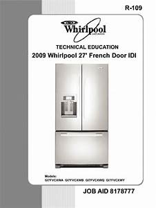 Lg French Door Bottom Freezer Refrigerator Service Manual