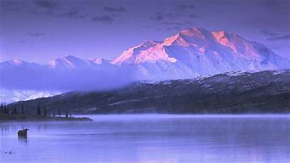 Landscape Mountains Alaska Wallpapers Nature Resolution Backgrounds