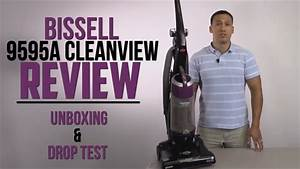 Bissell 9595a Cleanview Upright Vacuum With Onepass
