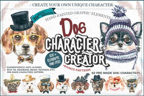 Creator Doc by Watercolor Dogs Animal Creator