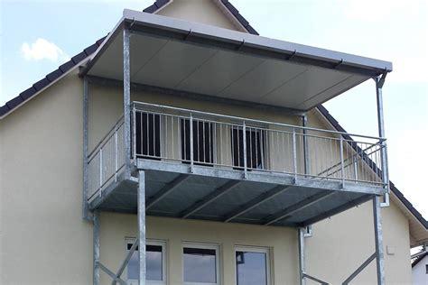 Balkon Aus Metall by Balkone Singer Metallbau Kulmbach Bayreuth Oberfranken